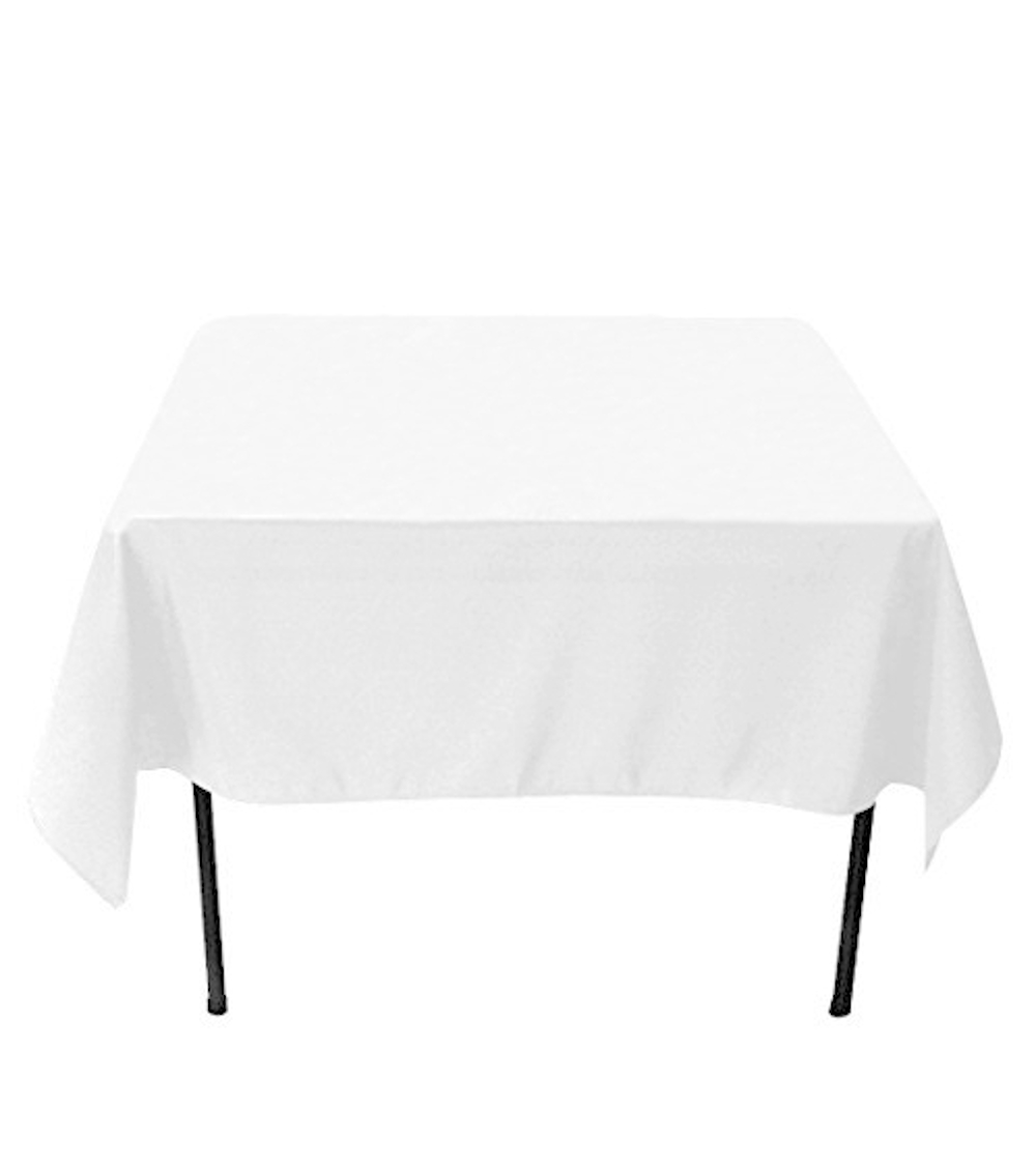Nappe de table carré